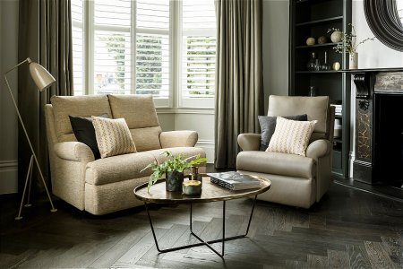 Lincoln 2 Seater Sofa